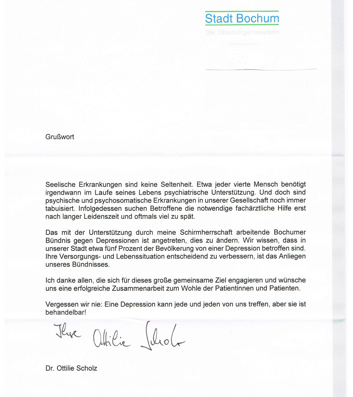 Archiv Bochumer Bündnis Gegen Depression Ev